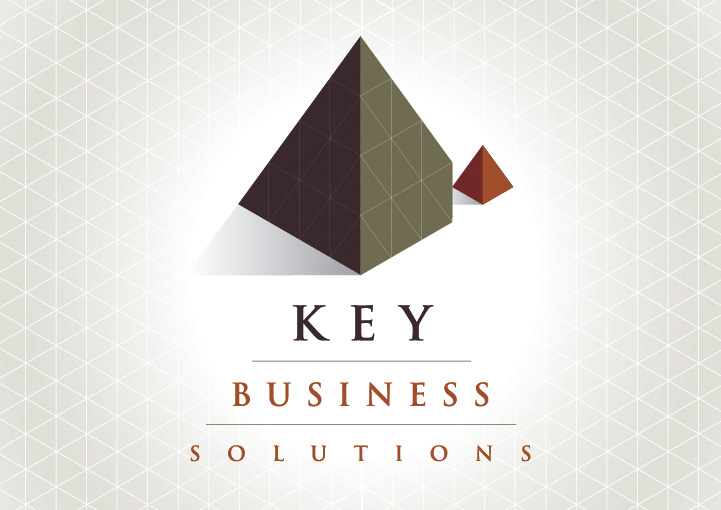 Key Business Solutions logo design