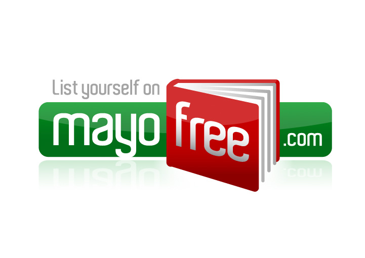MayoFree logo design