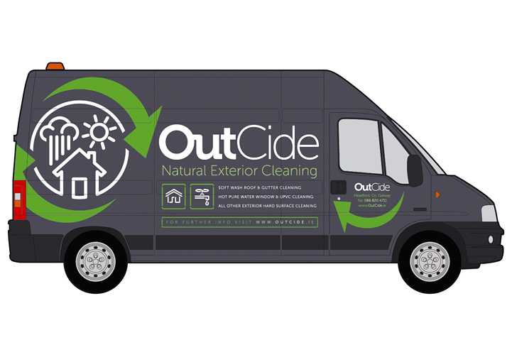 OutCide van design right